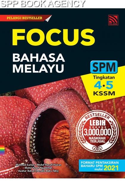 (PELANGI) FOCUS SPM BM (2021)