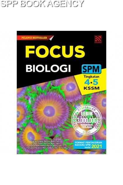 (PELANGI) FOCUS SPM BIOLOGI (2021)