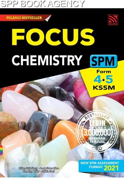 (PELANGI) FOCUS SPM CHEMISTRY (ENGLISH VERSION) (2021)