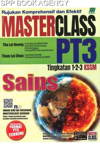 (SASBADI) MASTERCLASS PT3 SAINS